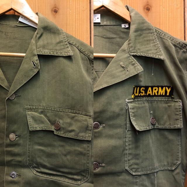 11月13日(水)マグネッツ大阪店ヴィンテージ入荷!!#1 U.S.Military Part1編! 40\'s~50\'s ROTC CadetJKT & ROTC AthleticCardigan!!_c0078587_19413245.jpg