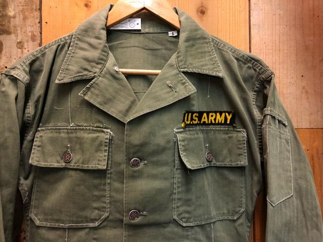 11月13日(水)マグネッツ大阪店ヴィンテージ入荷!!#1 U.S.Military Part1編! 40\'s~50\'s ROTC CadetJKT & ROTC AthleticCardigan!!_c0078587_1945166.jpg