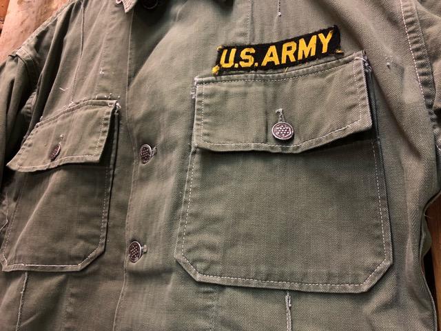 11月13日(水)マグネッツ大阪店ヴィンテージ入荷!!#1 U.S.Military Part1編! 40\'s~50\'s ROTC CadetJKT & ROTC AthleticCardigan!!_c0078587_19455782.jpg