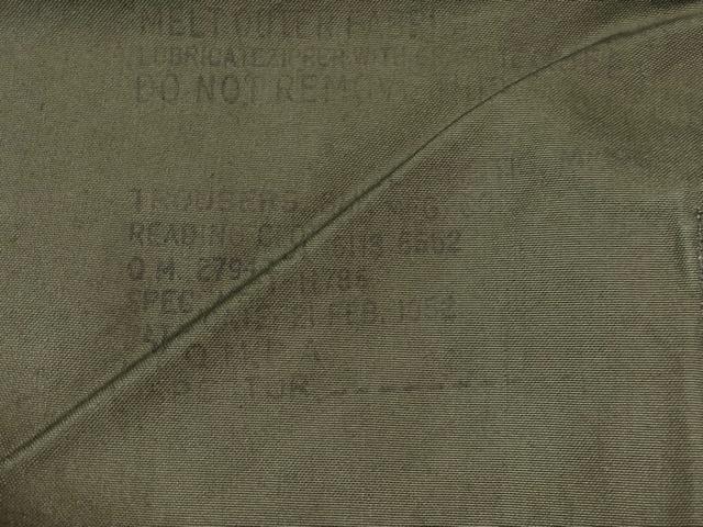 11月13日(水)マグネッツ大阪店ヴィンテージ入荷!!#1 U.S.Military Part1編! 40\'s~50\'s ROTC CadetJKT & ROTC AthleticCardigan!!_c0078587_19501583.jpg