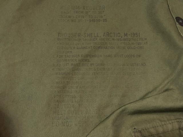 11月13日(水)マグネッツ大阪店ヴィンテージ入荷!!#1 U.S.Military Part1編! 40\'s~50\'s ROTC CadetJKT & ROTC AthleticCardigan!!_c0078587_1950762.jpg