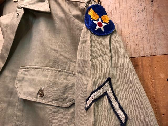 11月13日(水)マグネッツ大阪店ヴィンテージ入荷!!#1 U.S.Military Part1編! 40\'s~50\'s ROTC CadetJKT & ROTC AthleticCardigan!!_c0078587_2038877.jpg
