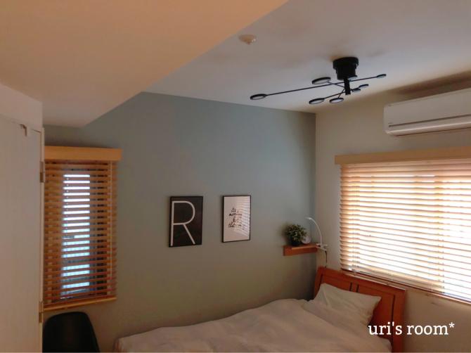 子供部屋。照明を変えました!_a0341288_18265513.jpg