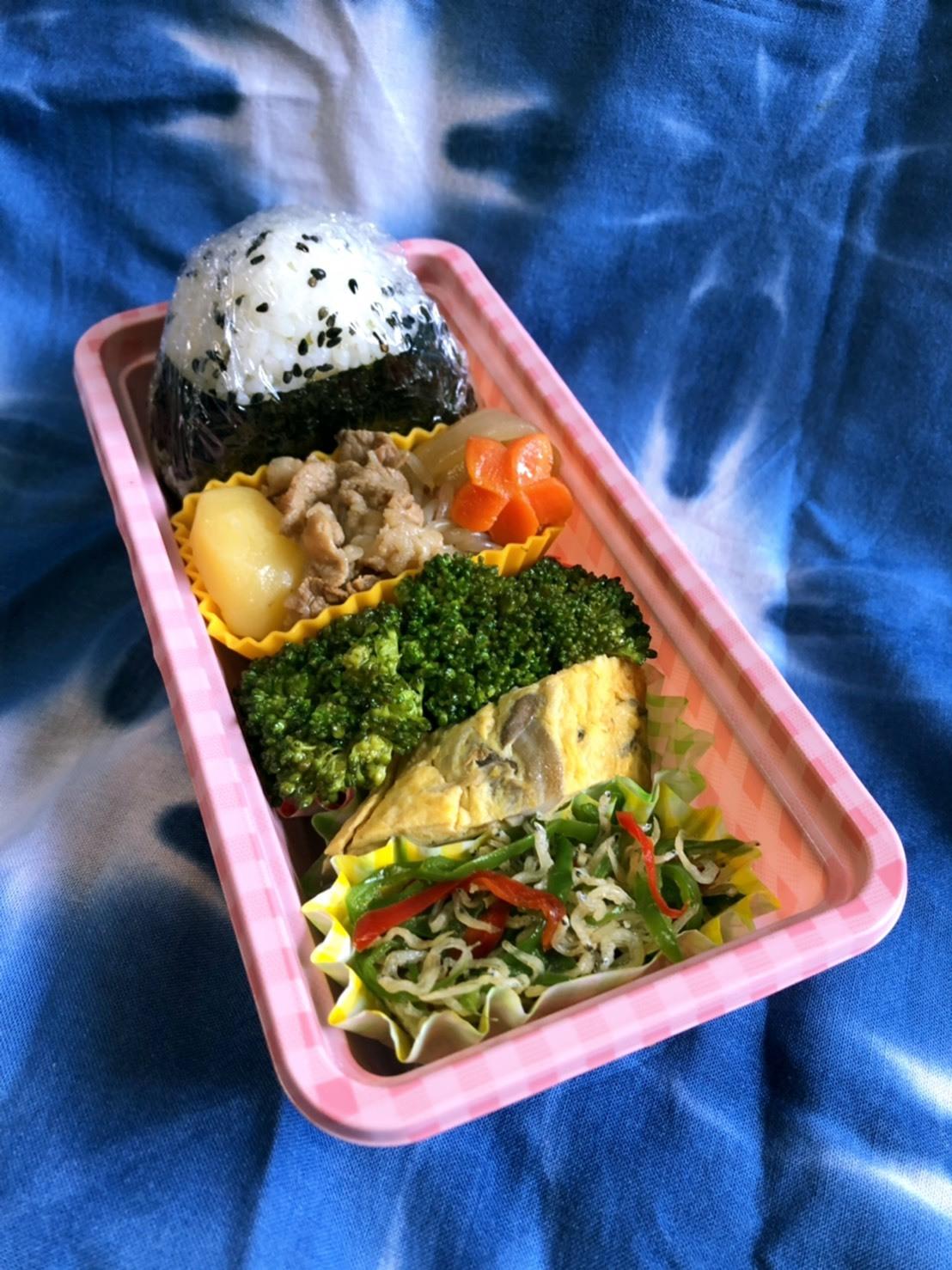 Saturday Lunch Boxes & インスタ_b0376788_12262283.jpg