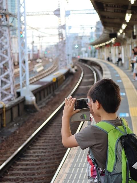 藤田八束の鉄道写真@阪急電車のお客様に感謝、傘忘れました。でも忘れ物センターに届いていました。この感激で元気になれました。_d0181492_17565656.jpg