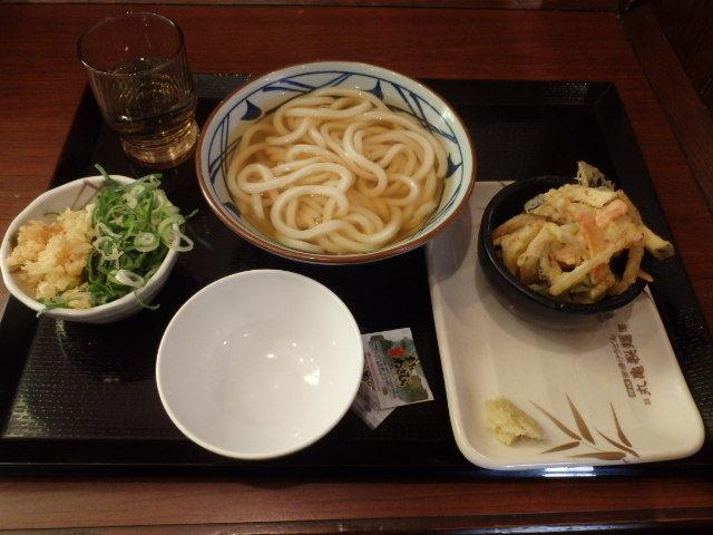 丸亀製麺         御影塚町店_c0118393_09220332.jpg