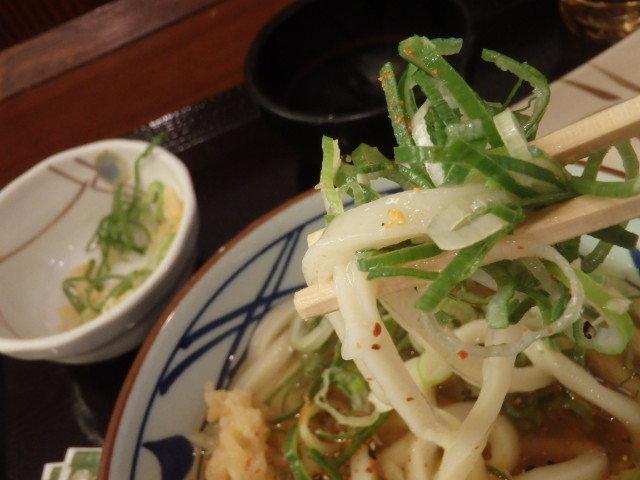 丸亀製麺         御影塚町店_c0118393_10114050.jpg