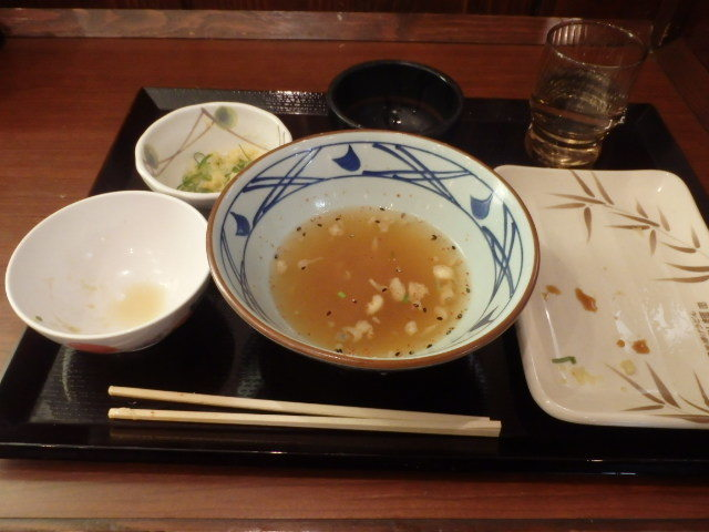 丸亀製麺         御影塚町店_c0118393_10213998.jpg
