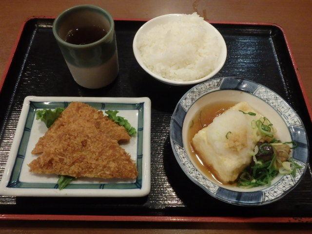 めしや食堂       赤川店_c0118393_11331329.jpg