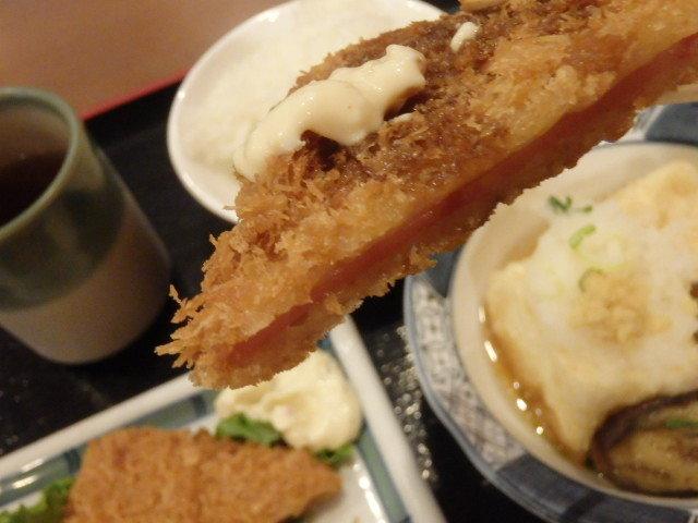 めしや食堂       赤川店_c0118393_11574735.jpg