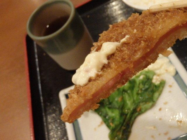 めしや食堂       赤川店_c0118393_11591601.jpg