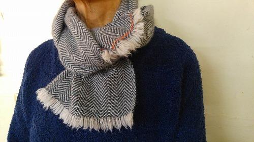 手織り体験 ~マフラー織りましょう~_e0221697_23014380.jpg