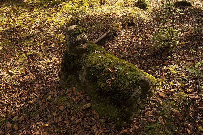 秋の箱根長安寺 五百羅漢さん_b0145398_16315763.jpg