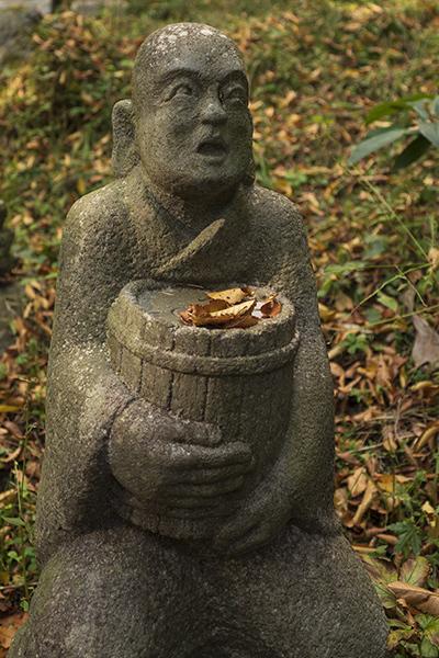 秋の箱根長安寺 五百羅漢さん_b0145398_16322402.jpg