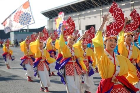 「よさこい東海道」開催!_d0050503_19363658.jpg