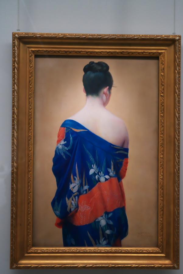 箱根 ポーラ美術館2_a0263109_21384922.jpg