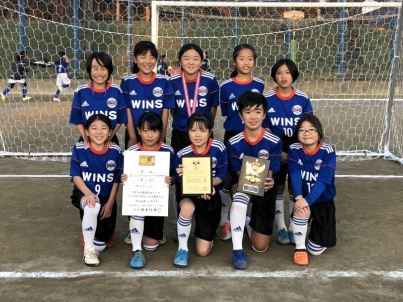 神奈川県少女サッカー選手権大会 第3位_f0375011_22493540.jpg
