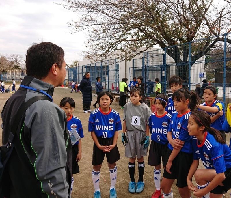 神奈川県少女サッカー選手権大会 第3位_f0375011_22523061.jpg