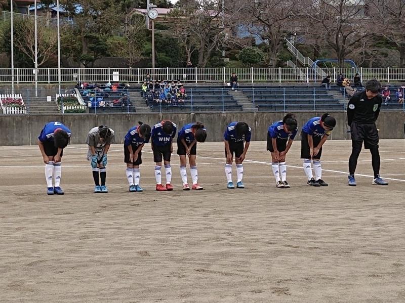神奈川県少女サッカー選手権大会 第3位_f0375011_22551508.jpg