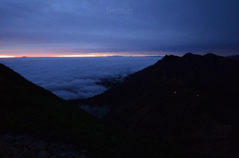 晩秋の山々へ 〜鹿島槍ヶ岳〜_f0321522_17054378.jpg