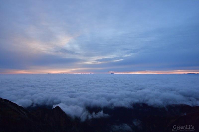 晩秋の山々へ 〜鹿島槍ヶ岳〜_f0321522_17191537.jpg