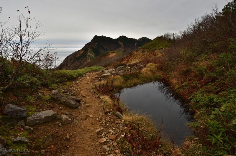 晩秋の山々へ 〜鹿島槍ヶ岳〜_f0321522_18294084.jpg