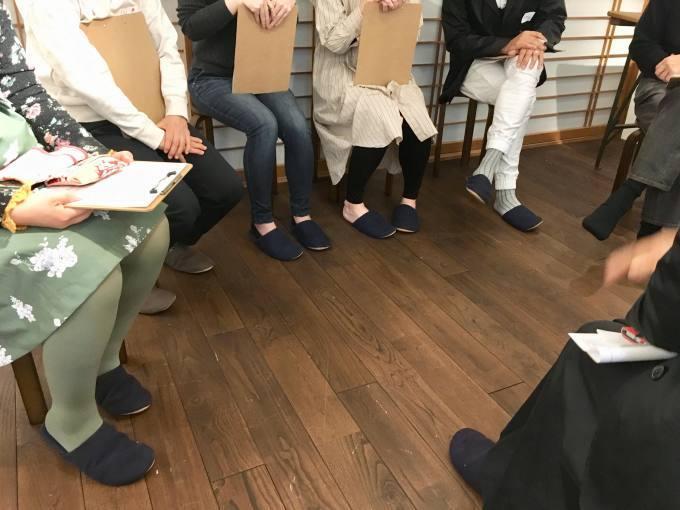 関野栄美展 午後の森を歩くように歩くように アート鑑賞会_d0347031_15551317.jpg