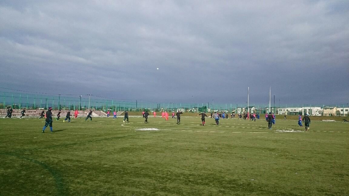 練習試合 in 東光スポーツ公園2日目_c0095835_12530300.jpg