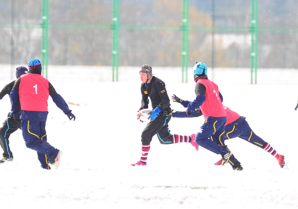 練習試合 in 東光スポーツ公園・写真_c0095835_19560519.jpg