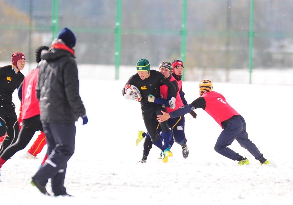 練習試合 in 東光スポーツ公園・写真_c0095835_19560557.jpg