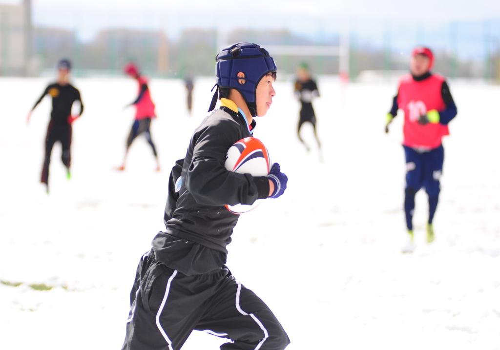 練習試合 in 東光スポーツ公園・写真_c0095835_19564027.jpg