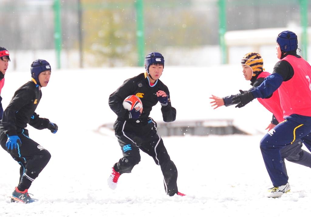 練習試合 in 東光スポーツ公園・写真_c0095835_19564042.jpg
