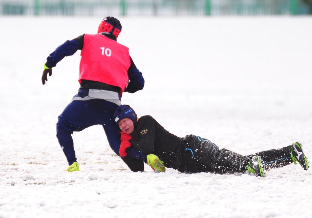 練習試合 in 東光スポーツ公園・写真_c0095835_19565984.jpg