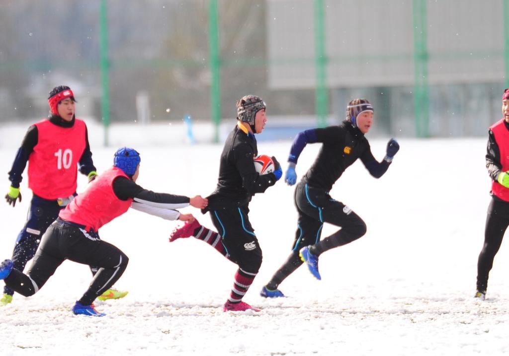 練習試合 in 東光スポーツ公園・写真_c0095835_19565990.jpg