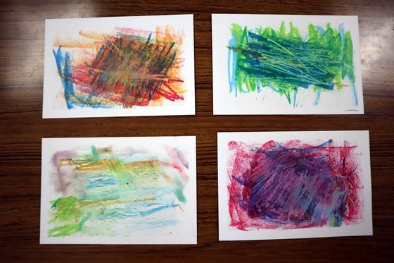やと子ども美術教室 ~ 秋色で遊ぼう ~ _e0222340_15233971.jpg