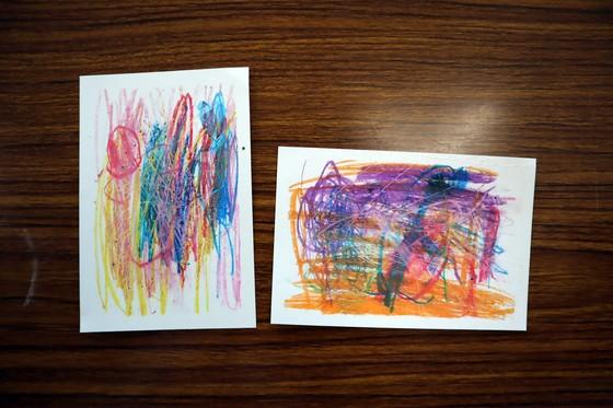 やと子ども美術教室 ~ 秋色で遊ぼう ~ _e0222340_15252579.jpg