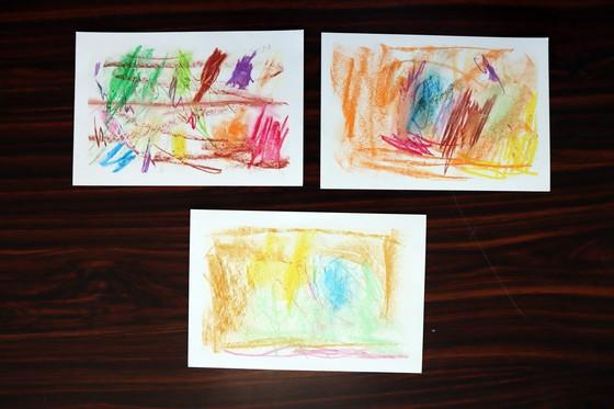 やと子ども美術教室 ~ 秋色で遊ぼう ~ _e0222340_15292943.jpg