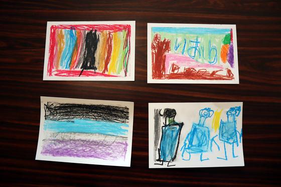 やと子ども美術教室 ~ 秋色で遊ぼう ~ _e0222340_15294592.jpg