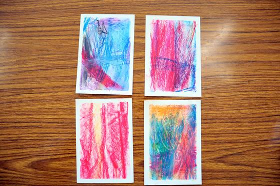 やと子ども美術教室 ~ 秋色で遊ぼう ~ _e0222340_15305330.jpg