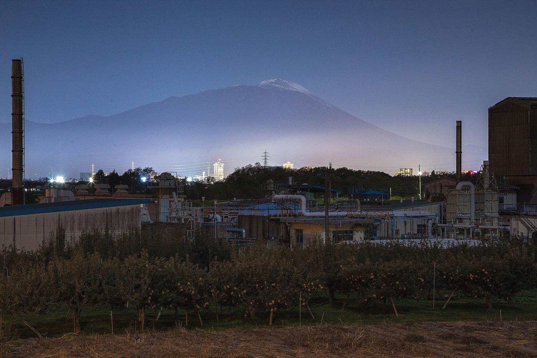 夜の岩手山_a0153950_21153636.jpg