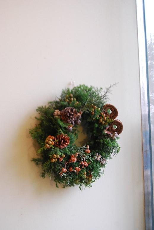 クリスマスリース2019年デザイン決定しました!_a0201358_19052762.jpg