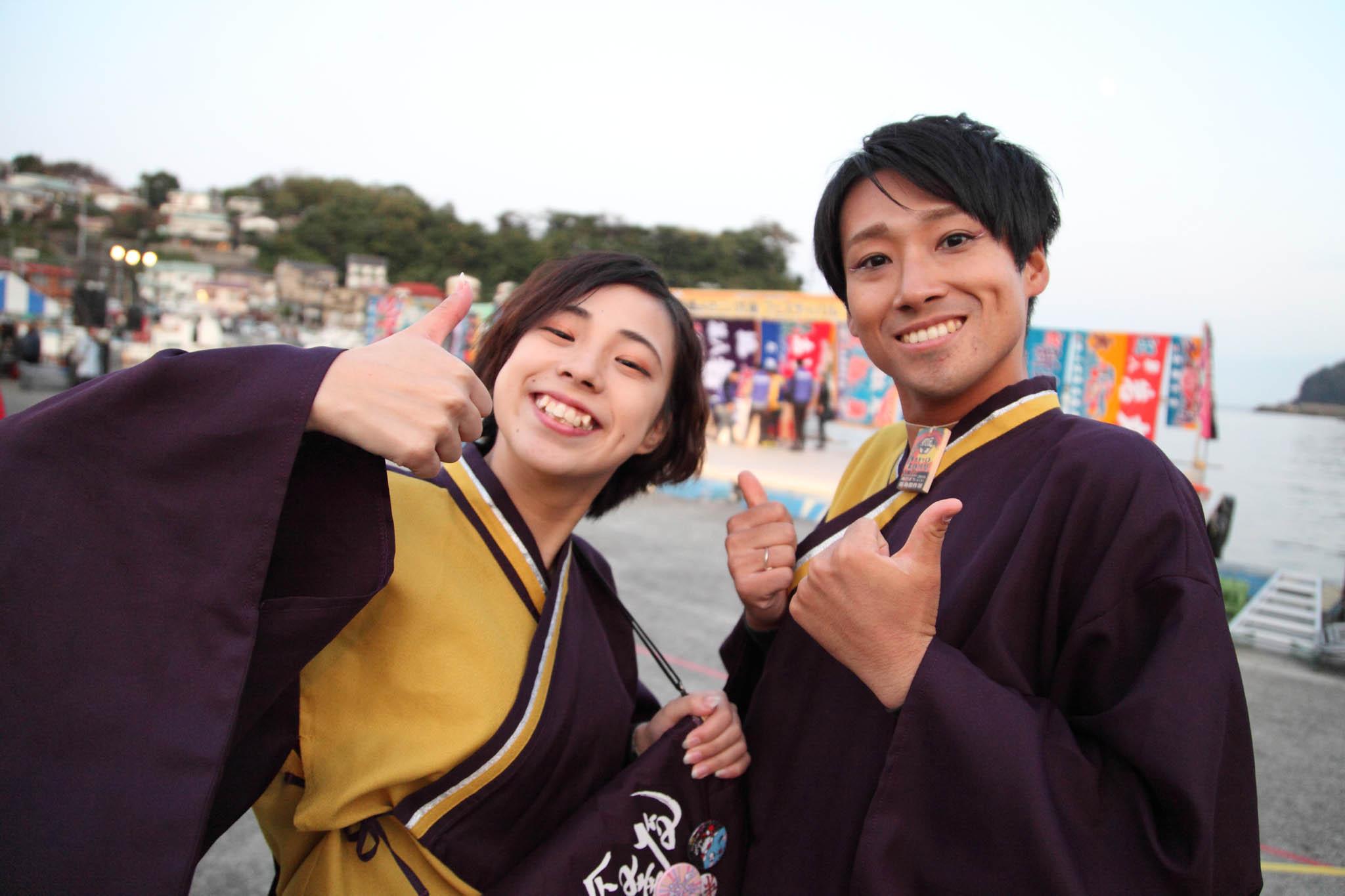 真鶴よさこい大漁フェスティバル2019【1】_c0299360_0451699.jpg