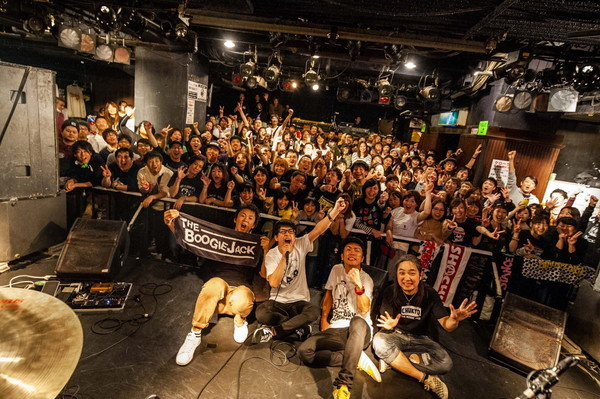 20191102 Live at 名古屋APOLLO BASE_d0082970_18385833.jpg