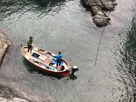 マナローラの船下ろし♪_a0136671_03233520.jpeg