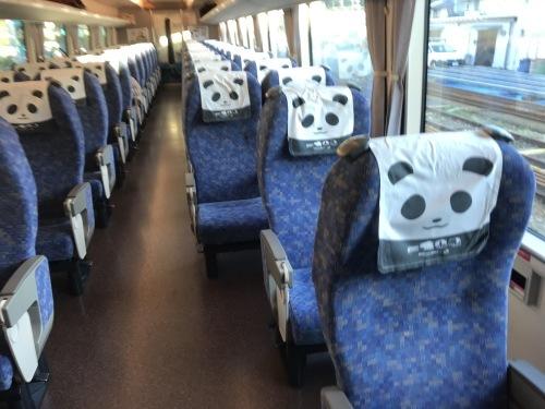 くろしおパンダ列車でした_f0054677_07250486.jpg