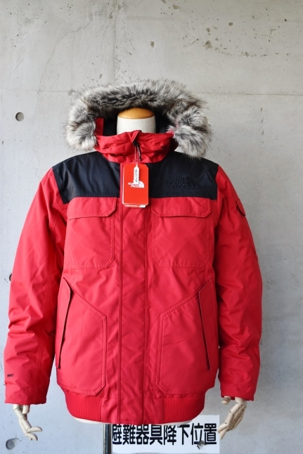 THE NORTH FACE STYLE ★★   RED / BLACK_d0152280_07485687.jpg