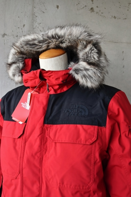 THE NORTH FACE STYLE ★★   RED / BLACK_d0152280_07491748.jpg