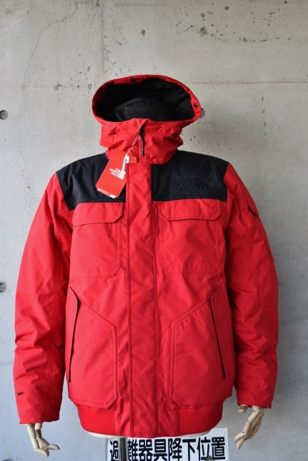 THE NORTH FACE STYLE ★★   RED / BLACK_d0152280_07495382.jpg