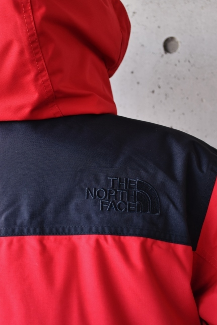 THE NORTH FACE STYLE ★★   RED / BLACK_d0152280_07501070.jpg