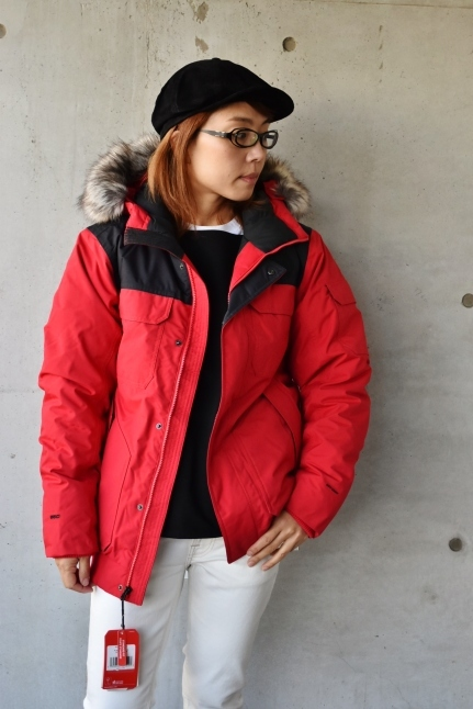 THE NORTH FACE STYLE ★★   RED / BLACK_d0152280_07512460.jpg